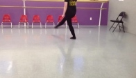 A B Single Jig - Irish dance 2014