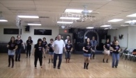 A Big Love Line Dance Demo by Vogue Dance Club