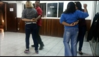 Academia Country Dance - Exerccio de Sincronizao