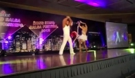 Aceki World Salsa Championship Professional Qualifying