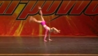 Acro dance solo Miss Flexibility Starpower