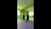 Aerial Dance Fitness Lesson Manchester and Stockport
