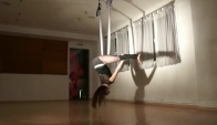 Aerial Dance Improvisation - Independance Studio Volos