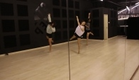 All Of The Stars Contemporary Dance Class Step