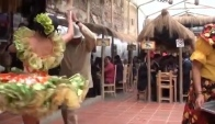 Amazing Colombian Dance - very fast