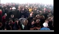 Amazing Mosh Pit Wall Of DEATH-HUGE