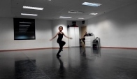 Angelina's solo dance Modern Jazz mock exam th March