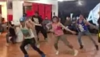 Angel's Studio primer clase street jazz low
