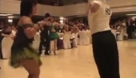 Ariel and Cosmas Latin American Ballroom Dancing Rumba