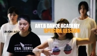 Art B Dance Academy Waacking