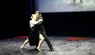 Artem Mayorov and Julia Osina Argentine Tango