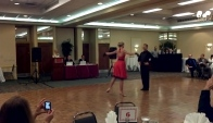 Ashley and Vasiliy dance Polka at our jacksonville