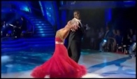 Audley Harrison and Natalie Lowe - Slow Waltz