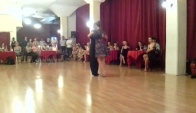 Augustin Paun and Oana Ispir Bucharest Tango Fantasia