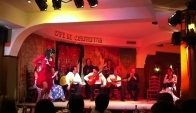 Authentic flamenco dancing in Madrid