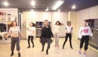 Avril hello kitty jazz funk choreography from Kevin Shin nanjing i dance studio