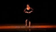 Awesome Flamenco Solo dance