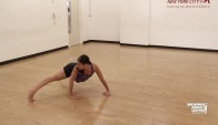 BDCMoves Contemporary Floorwork with Tracie Stanfield