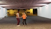 Bachata Dance Happy Pharrell Williams