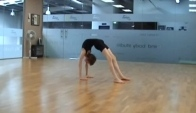 Ballet Boy Nz - Safety Dance Practice - Acro