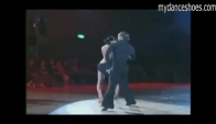 Ballroom Dance Michael Wentink and Beata - Rumba