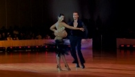 Ballroom Dance Video Desert Classic Open Professional Latin Final