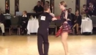 Ballroom Latin Dancing the Cha cha cha Rumba and Sumba