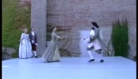 Baroque Dance - Canarie