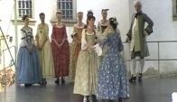Baroque Dance - Minuet by Mr Holt
