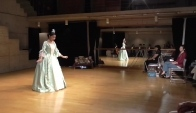 Baroque dance Menuet and Chaconne