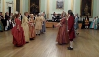 Bath Minuet Ball Demo Dance