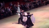 Blackpool Junior Ballroom Tango Final