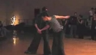 Blues Dancing - Dave Madison and Lessa Thieme