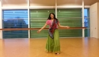 Bollywood Dance Tutorial by Divya- Part