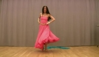 Bollywood dance by Mahsa