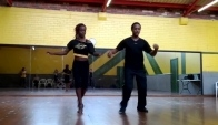 Bootcamp - Colombian Salsa Footwork - Jhon and Yudi