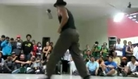Boty Brazil Final Popping Paulinho vs Zoio