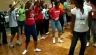 Brazil Line Dance to New Jack Swing