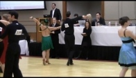 Bronze International Latin Rumba at the Valparaiso Ballroom Competition