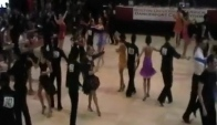 Bu Ballroom Dance Competition - Silver ChaCha Rumba - first round