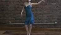 Burlesque Grinds - Blues Dance Lesson Sharon Davis