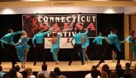 Cali Salsa Pal Mundo Ct Salsa Fest - Saturday May
