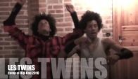 Camp of Hip-Hop Special guests Les Twins