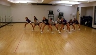 Capital University Cheerleading Hip Hop Dance