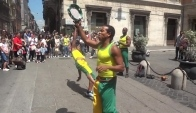 Capoeira Dance and Fight Street Video