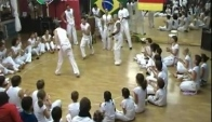 Capoeira Dance and fight