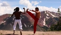 Capoeira Masters Flowing like Fire Water Wind and Earth