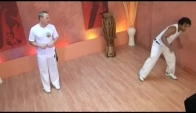 Capoeira lesson from Latin Dance Alive Tv