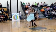 Carly and Brandon case Viennese Waltz