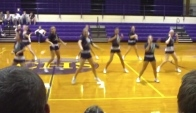Carlyle High School Cheerleading Dance